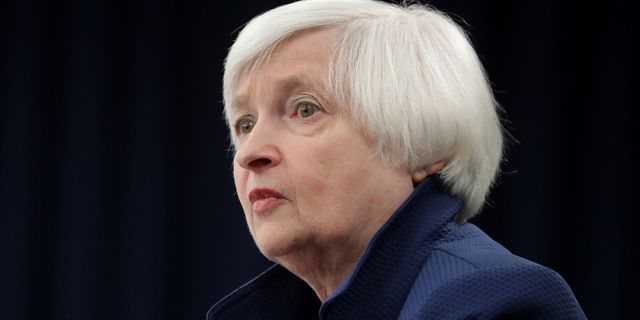 Federal Reserves Janet Yellen. CHIP SOMODEVILLA / GETTY IMAGES NORTH AMERICA