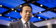 Den tidigare Interpolchefen Meng Hongwei.  Wong Maye-E / TT NYHETSBYRÅN/ NTB Scanpix