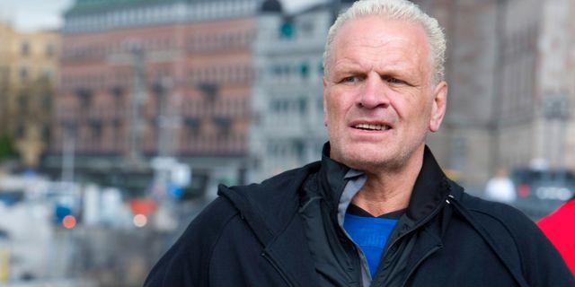 Frank Andersson. Bertil Ericson / TT / TT NYHETSBYRÅN