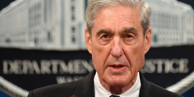 Robert Mueller. MANDEL NGAN / AFP