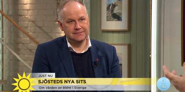 Jonas Sjöstedt TV4