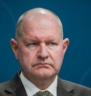 Dan Eliasson.  Janerik Henriksson/TT / TT NYHETSBYRÅN