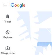 Skärmdump från tjänsten Google Hotels. Skärmdump