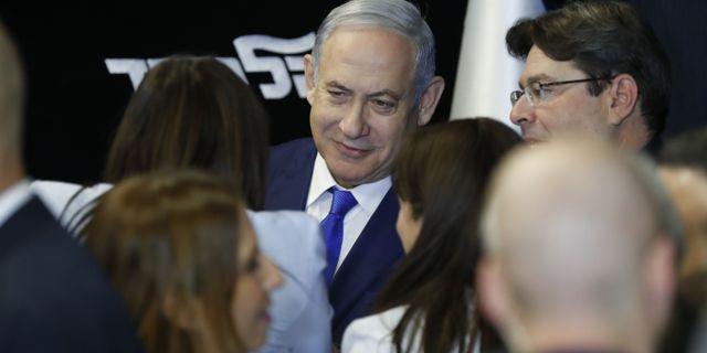 Benjamin Netanyahu. JACK GUEZ / AFP