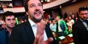 Matteo Salvini.  ALBERTO PIZZOLI / AFP