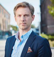 Malin Nissen och David Silvesjö.
