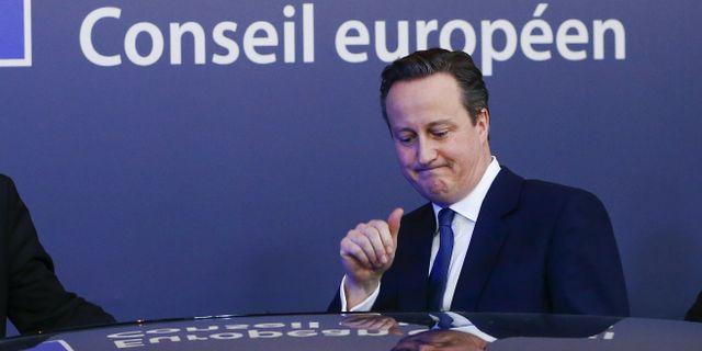 """Cameron kämpar med """"själ och hjärta"""" för ja till EU - Omni 885576b787c1b"""