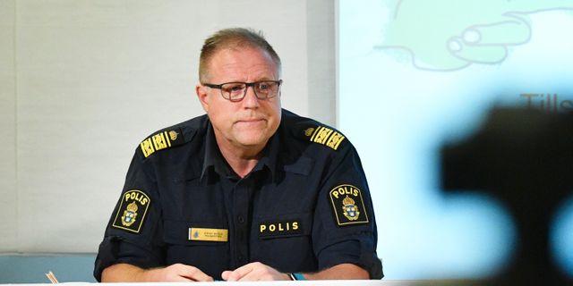 """Polischef  """"Är viktigt att finnas till för varandra"""" - Omni 113f9c6fec0ac"""
