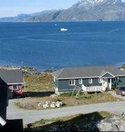 Nuuk på Grönland. Keith Virgo / TT NYHETSBYRÅN