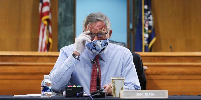 Senator Richard Burr. Win McNamee / TT NYHETSBYRÅN
