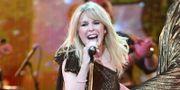 Kylie Minogue.  Andrew Parsons / TT NYHETSBYRÅN