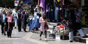 Teheran.  ATTA KENARE / AFP