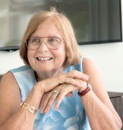 Engelska skolans grundare Barbara Bergström Malin Hoelstad/SvD/TT / TT NYHETSBYRÅN