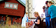 Hotell i Tällberg/Dalahästtillverkning TT