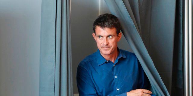 Valls FRANCOIS GUILLOT / AFP