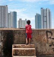 Jakarta, Indonesien. Dita Alangkara / TT NYHETSBYRÅN/ NTB Scanpix