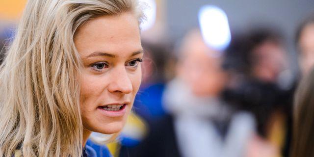 Fridolina Rolfö. SIMON HASTEGÅRD / BILDBYRÅN