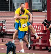 Ståhl och Pettersson/Stefan Löfven.  Bildbyrån/TT.