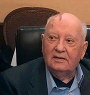 Michail Gorbatjov. Arkivbild från 2020.  Alexei Venediktov / TT NYHETSBYRÅN