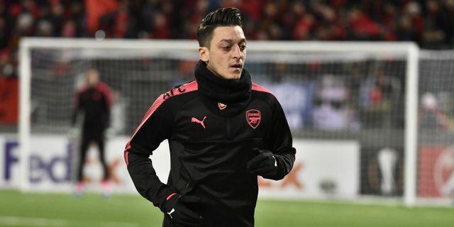 Mesut Özil.  11393 / TT NYHETSBYRÅN