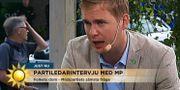 Gustav Fridolin. TV4