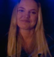 Linn Svahn  SVT/Skärmdump