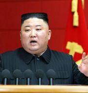 Kim Jong-Un TT NYHETSBYRÅN