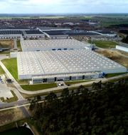 Polska Zbaszynek där MEVA-anläggningen ska bygga. Shutterstock/Pressbild