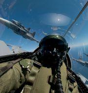 Gripen. Pressfoto: Saab