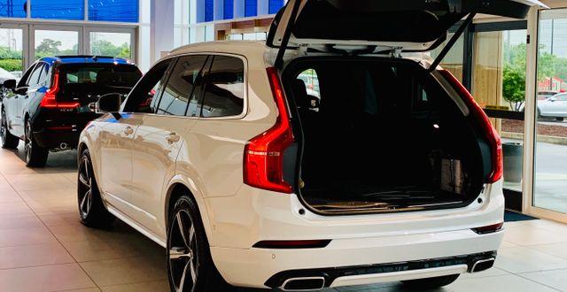 Volvoåterförsäljare i Charlotte, USA. Shutterstock