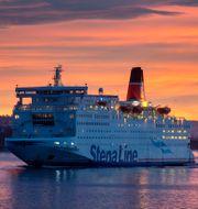 Arkivbild: Stena Line-färja. Larsen, Håkon Mosvold / TT NYHETSBYRÅN