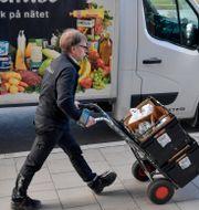 Arkivbild: Mathem. Anders Wiklund/TT / TT NYHETSBYRÅN