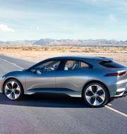Jaguar I-PACE är världens bästa bil.  Jaguar