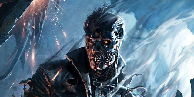 """Terminator: Resistance"". PRESS"