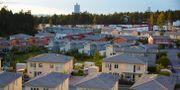 Villor i Ursvik i Sundbyberg. FREDRIK PERSSON / TT / TT NYHETSBYRÅN