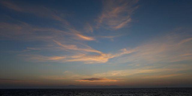 Egeiska havet. Lefteris Pitarakis / TT / NTB Scanpix