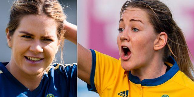 Hanna Folkesson/Mia Carlsson. Bildbyrån