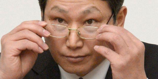 Sparkad politiker erkanner spionage