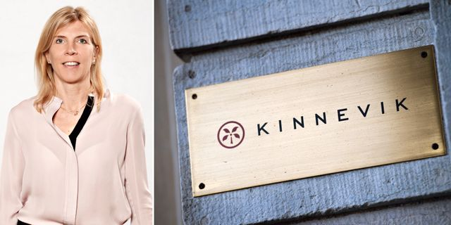 Torun Litzén, Kinneviks kommunikationschef.  Kinnevik och TT