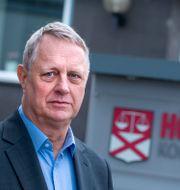 Stefan Borg, SD:s gruppledare i Hörby. Johan Nilsson/TT / TT NYHETSBYRÅN