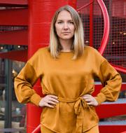 Johanna Lundgren Gestlöf, Hållbarhetschef SPP. Foto: Dan Coleman