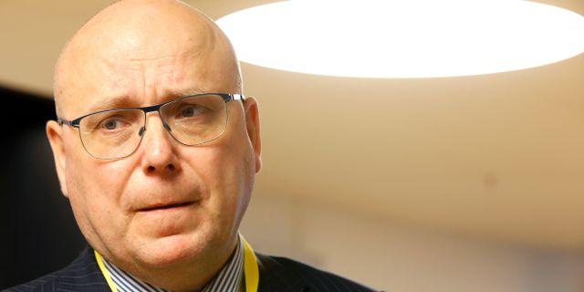 Magnus Ranstorp.  Terje Pedersen / TT NYHETSBYRÅN
