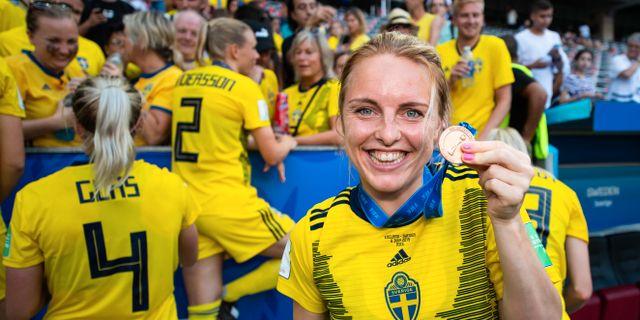 Mimmi Larsson PETTER ARVIDSON / BILDBYRÅN
