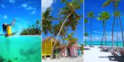 Dominikanska republiken är ett himmelrike för dig som älskar sol och bad. Thinkstock