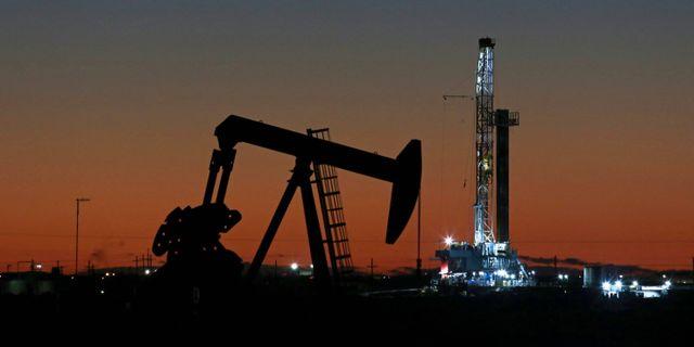 Arkivbild: Oljerigg i Texas, USA. Jacob Ford / TT NYHETSBYRÅN