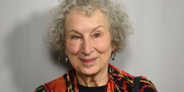 Margaret Atwood. Jordan Strauss / TT NYHETSBYRÅN