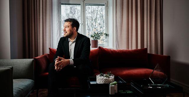 – Att ligga i absolut framkant är jätteviktigt för oss, säger Martin Grimlund.