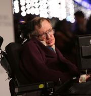 Stephen Hawking. Arkivbild. Joel Ryan / TT / NTB Scanpix