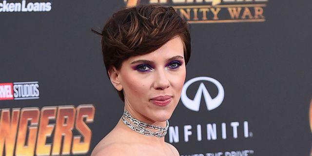 Scarlett Johansson. Jordan Strauss / TT / NTB Scanpix