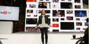 Youtubes vd Susan Wojcicki. Reed Saxon / TT NYHETSBYRÅN